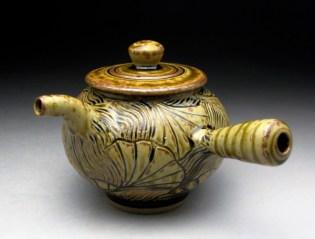 Michele Hastings Ginkgo Teapot