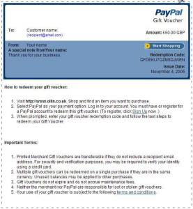 Paypal Gift voucher for Hypnotherapy Treatment