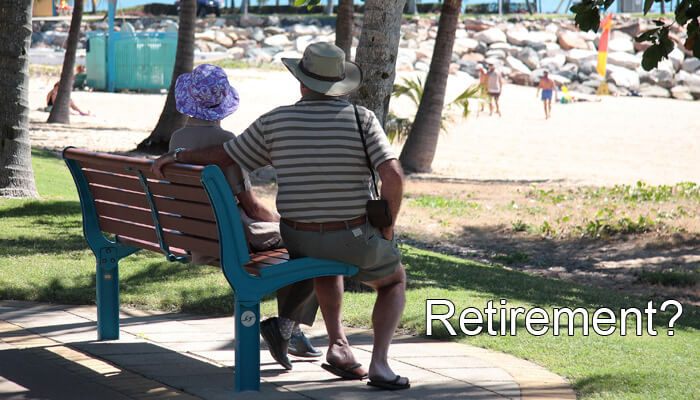 Get help adjusting to retirement?