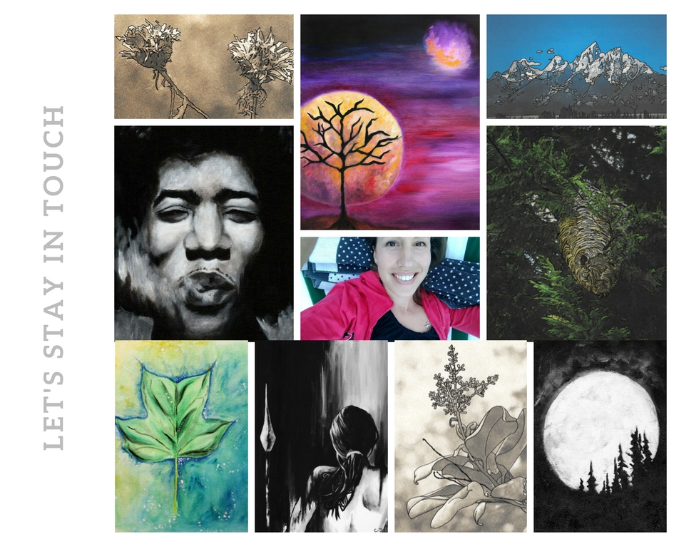 art, jeffcoatart, newsletter, stay in touch, email, discounts, Etsy, current projects