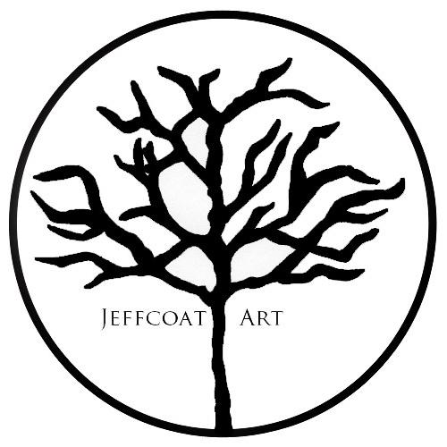 Jeffcoat Art logo of tree
