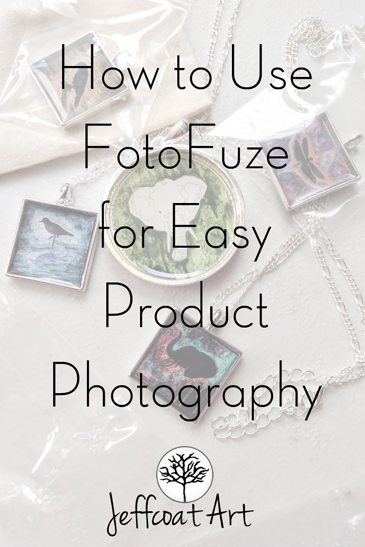 Create clear high-quality product photos fast and for free with this easy product photography tool, FotoFuze. No fancy cameras or editing software required!