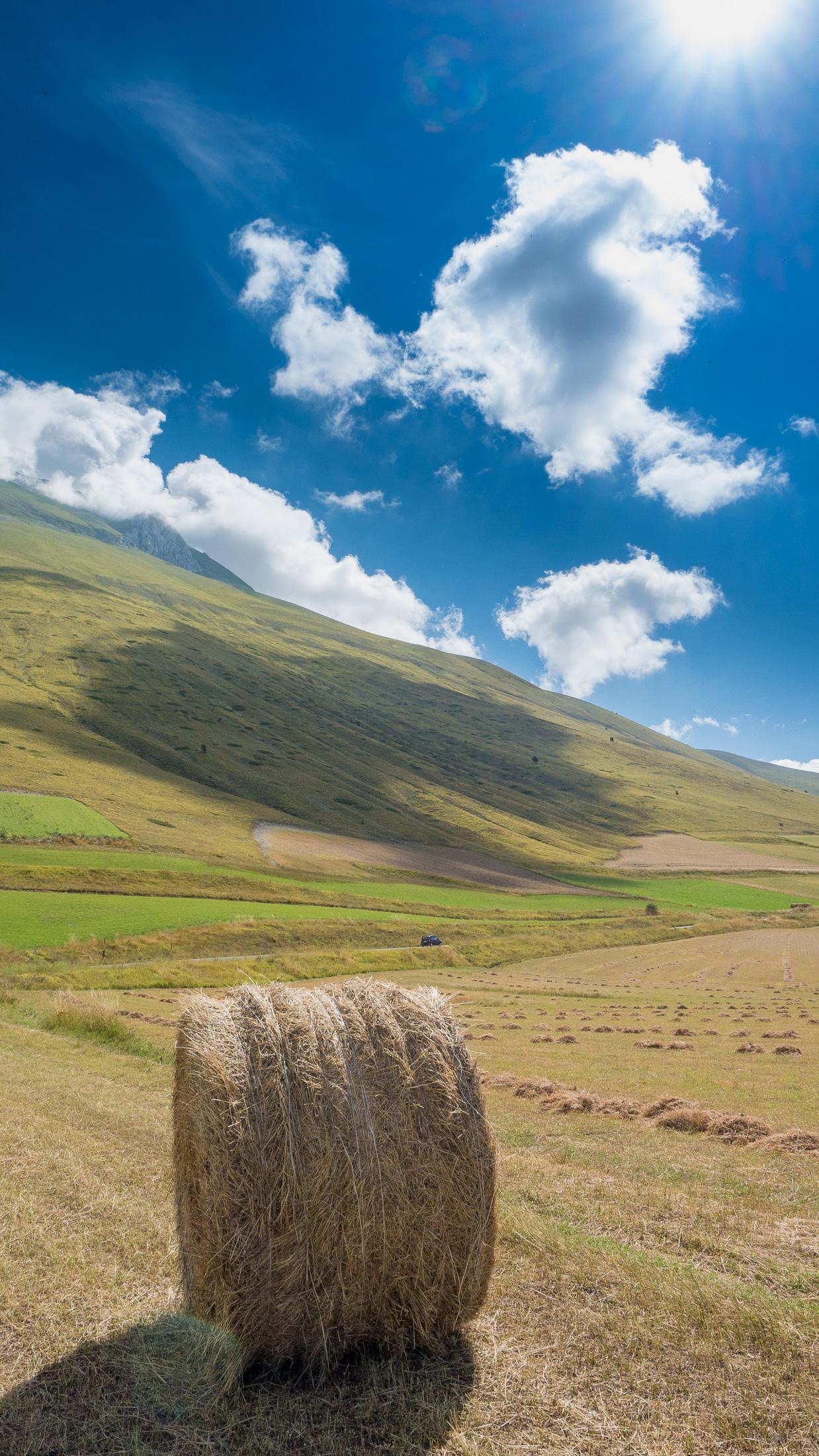 Piano Grande, Abruzzo