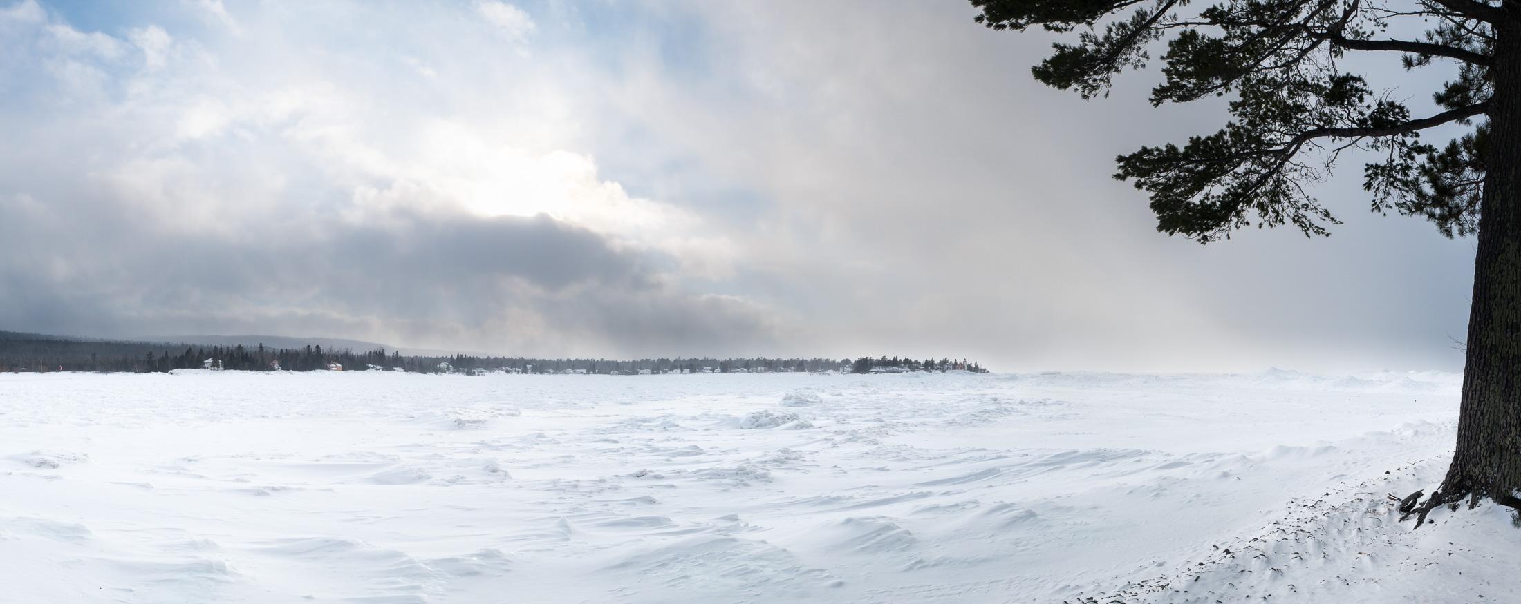 Eagle Harbor, Winter 2015