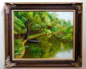 Monet's Garden - © 2015 jefferis@petersonsales.net