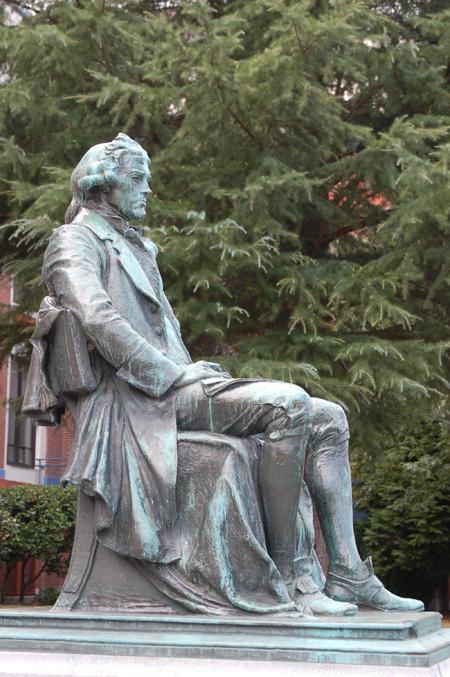 Thomas Jefferson by Karl Bitter