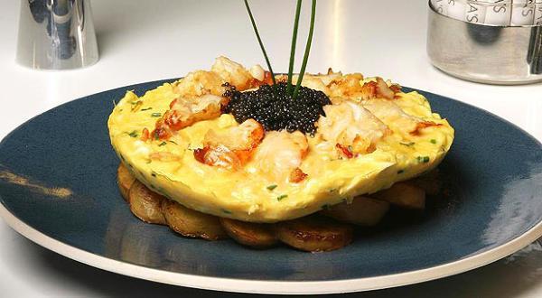 Zillion-Dollar-Lobster-Frittata-um-dos-pratos-mais-caros-do-mundo - Jefferson de Almeida
