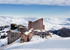 "Valle Nevado celebra as ""Fiestas Pátrias"", principal feriado cívico do Chile"