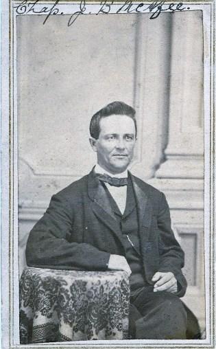 Josiah B. McAfee Kansas Memory item 216367