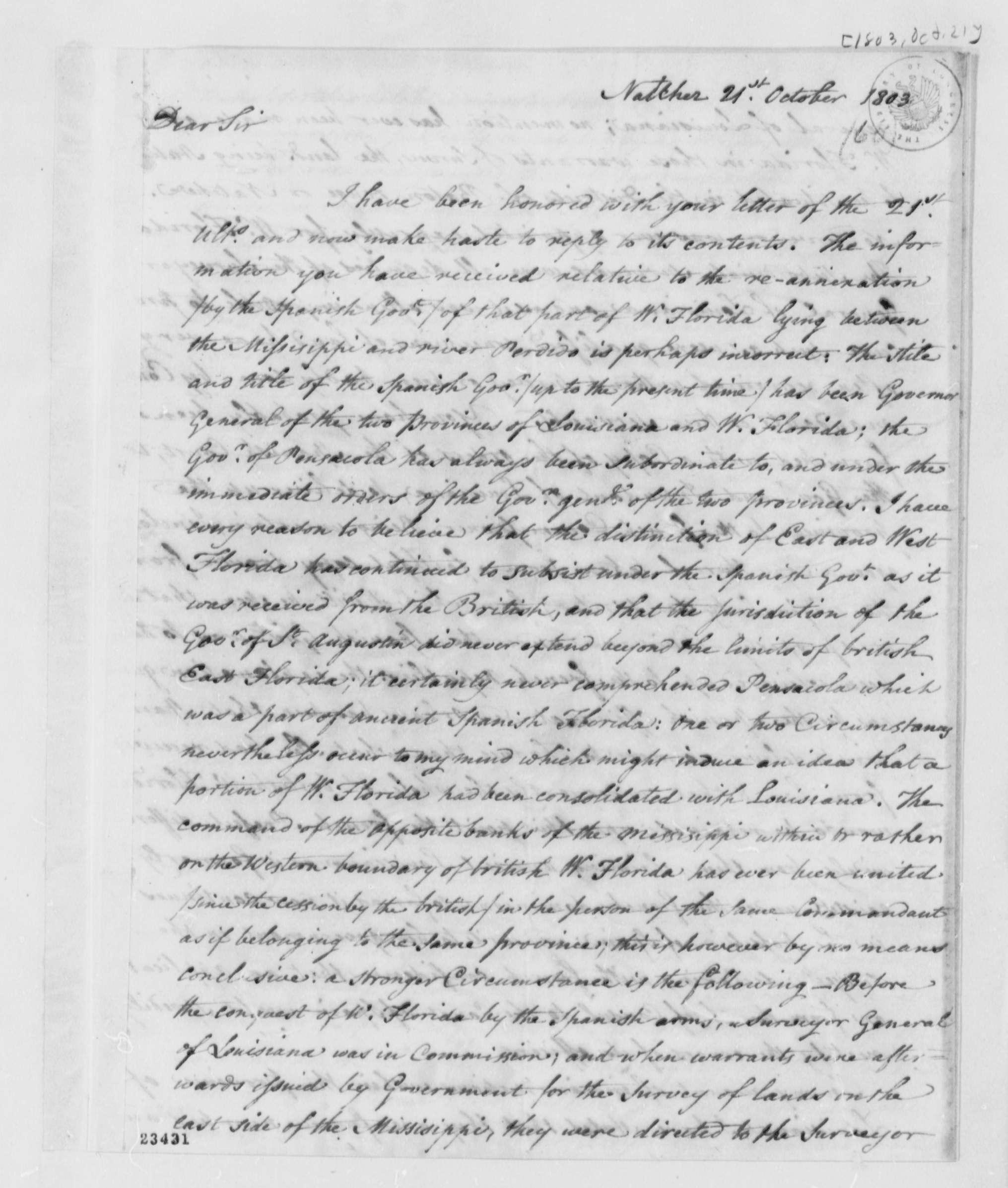 Prefect application letter ending