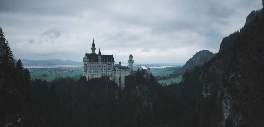 The amazing Neuschwanstein Castle in Southern Germany