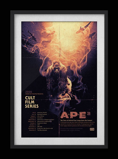 Cult Film Series – APE – movie poster