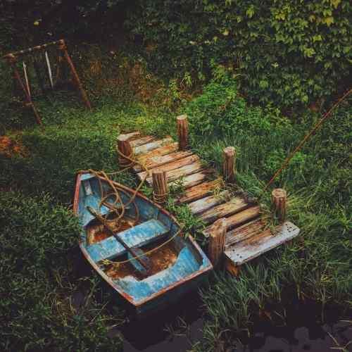 Hobbiton Boat Deck