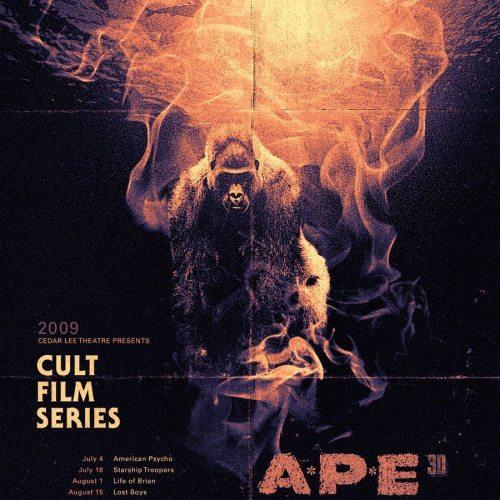 Cult Films Poster