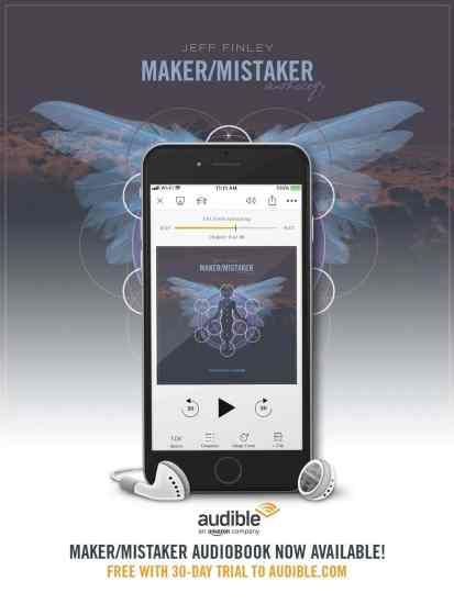 Maker/Mistaker Audiobook on Audible.com