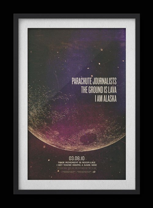 Parachute Journalists – Moonlike