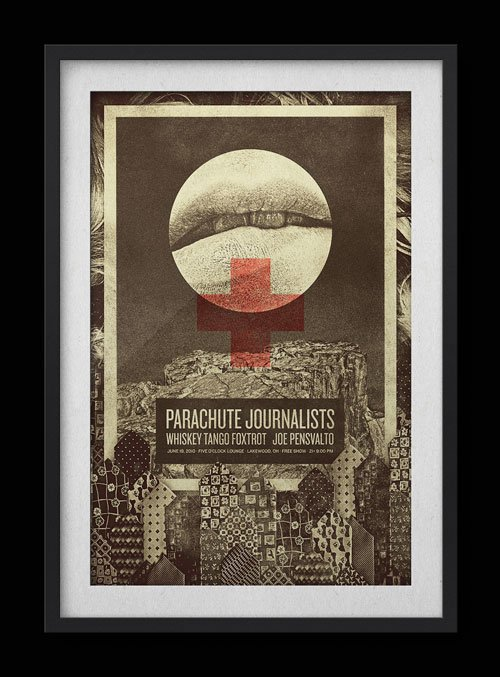 Parachute Journalists Ten Lives