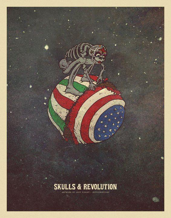 Skulls and Revolution
