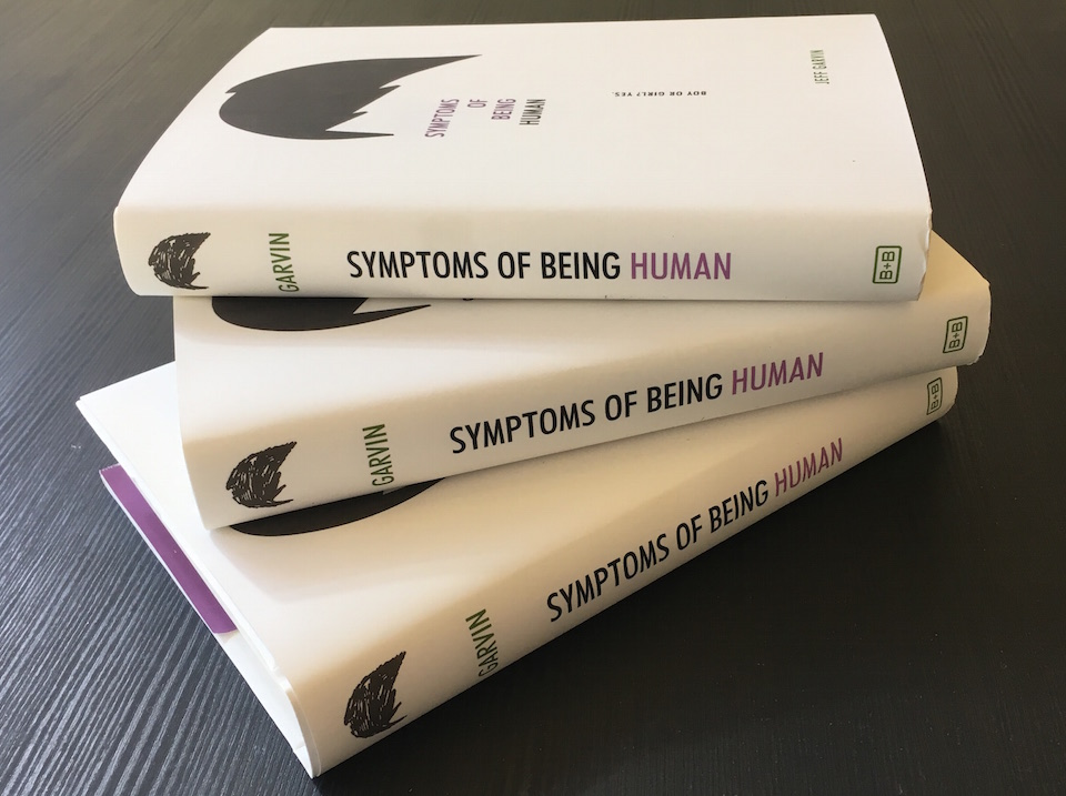 Symptoms Hardcovers