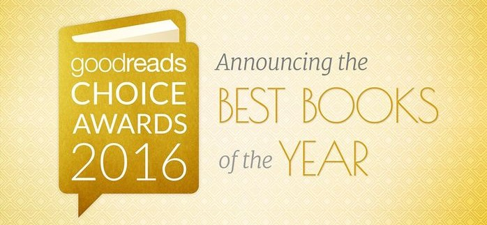 Goodreads Choice Award Banner