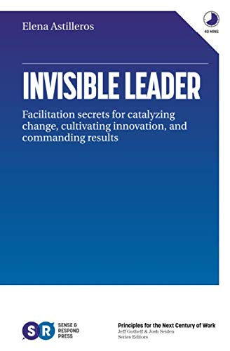 Invisible Leader, a new book by Elena Astilleros