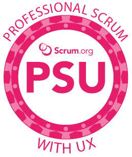 Professional Scrum with UX Certification
