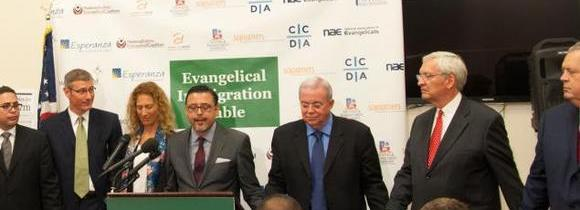 The Real Reason for Evangelical Interest in Immigration Reform