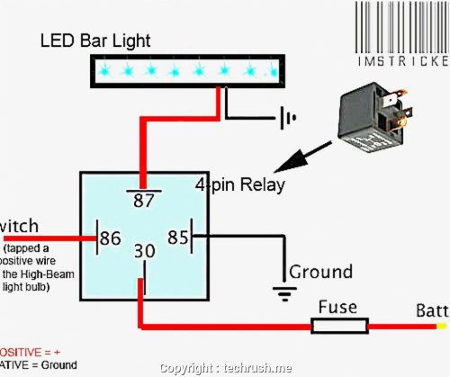 small resolution of relay wiring for light bar wiring diagram gowiring diagram for a led light bar wiring diagram