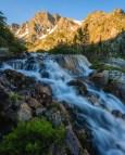 Pine Creek Outlet Falls