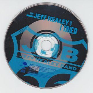 I Tried - CD single - CD