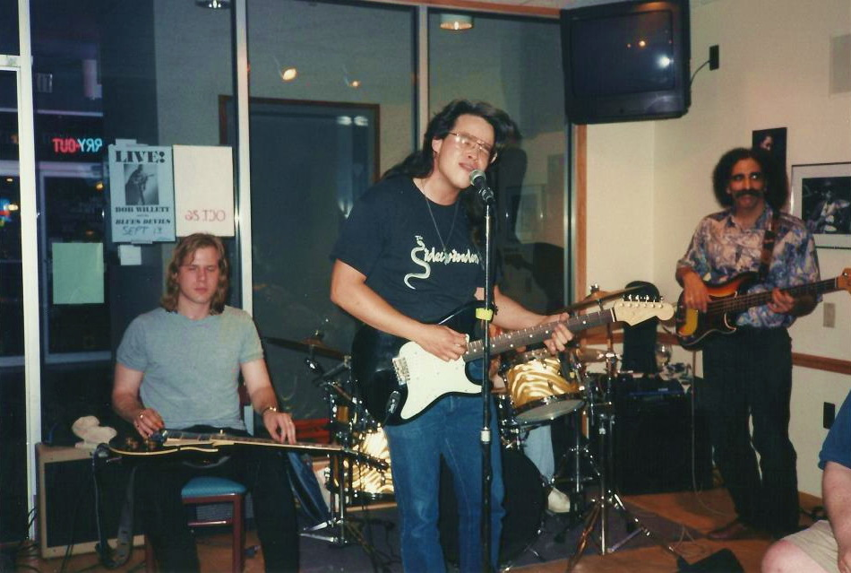 Fan Scrapbook – Jeff, Lenny and Me
