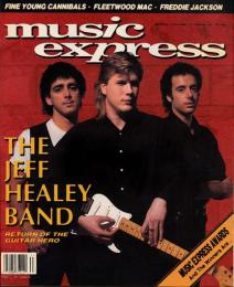 Music Express Magazine - March 1989