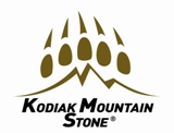 Kodiak Mountain Stone Logo