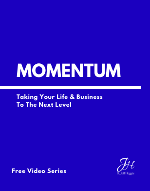 Build your confidence and your dreams with the Momentum Series from Jeff Heggie