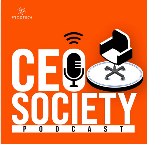 The CEEO Society Podcast from FROZTECH with Jeff Heggie