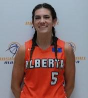 5 - Tia Heggie Basketball Alberta 2016