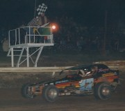 """""""The Jeffer"""" grabs another victory at the Accord Speedway."""