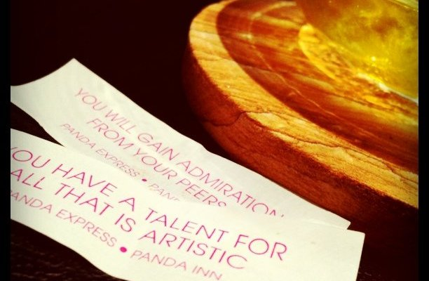 Fortune Cookies and the Chinese New Year