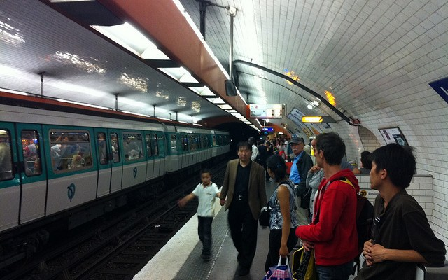 Paris Day 3: Going Places