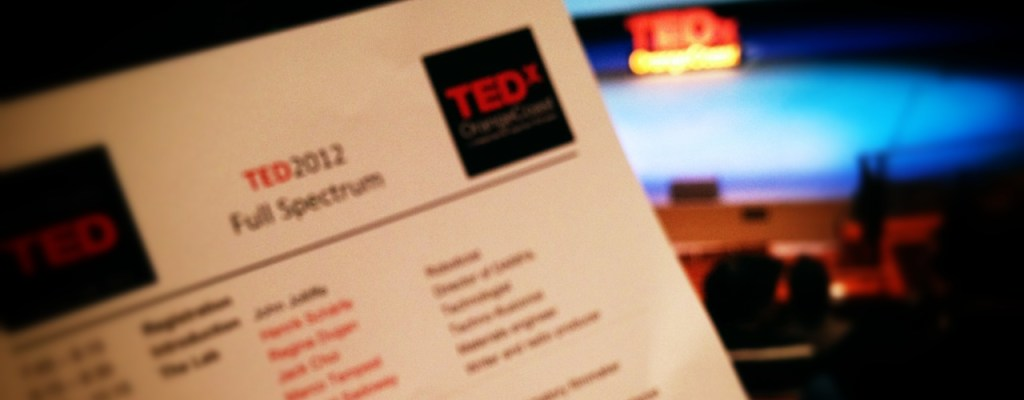 TED 2012: Leap Day Highlights
