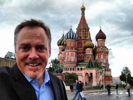 St. Basil's on Red Square