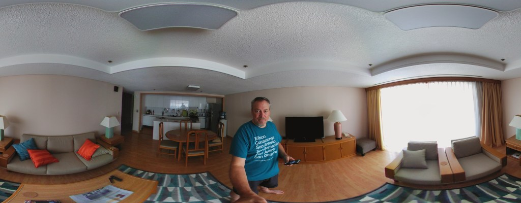 Creating a 360 Panorama with the LG 360 Camera