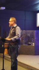 Jeff Hoglen at Church at the Creek