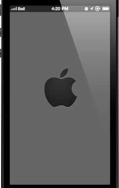 iPhone 5 Illustration, vector PDF
