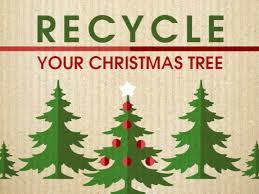UNLV and other organizations team up for free Christmas tree recycling