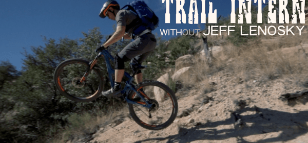 TRAIL INTERN: La Milagrosa Trail in Tuscon, AZ