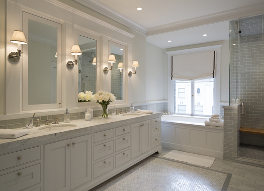 Historic Renovation: Sophistication & Style For Family Of