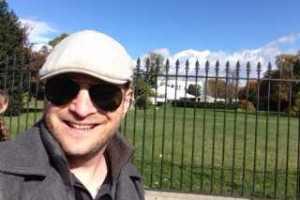 Jeff Lenney in Washington DC