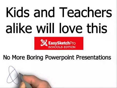 Easy Sketch Pro Schools Edition Review & Bonus