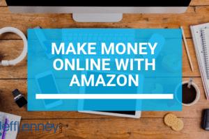 make money online with amazon